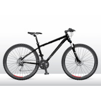 "VEDORA Camouflage 800 Disc Hydraulic férfi kerékpár 29"""