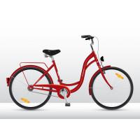 VEDORA Deluxe 26 női kerékpár