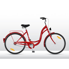 VEDORA Deluxe 26 női kerékpár  Előnézet