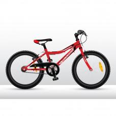 """Vedora Intro 100 fiú kerékpár 20"""" - Piros Előnézet"""
