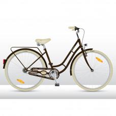 VEDORA Elegance 28 női kerékpár - Barna Előnézet