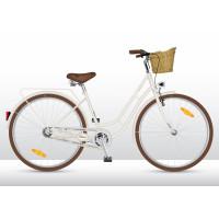VEDORA Elegance 28 Plus női kerékpár - krém