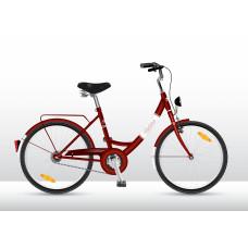 """VEDORA Lady 24 női kerékpár 16"""" Előnézet"""