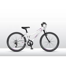 """Vedora Mad speed 100 kislány kerékpár 24"""" Előnézet"""
