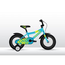 """Vedora Puding kisfiú kerékpár 16"""" Előnézet"""