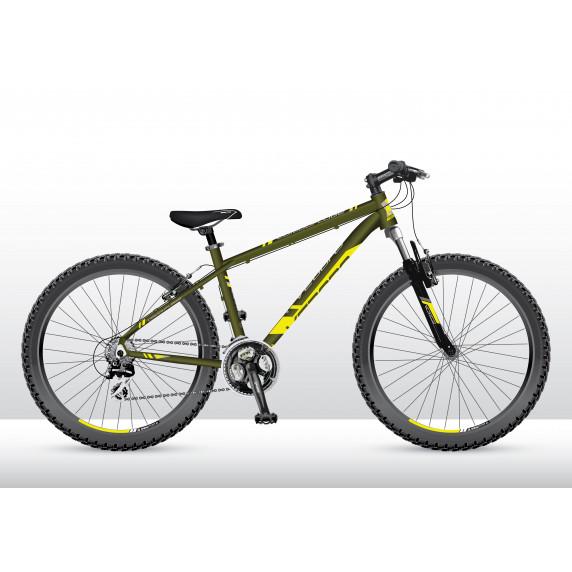 """Vedora Pump IT fiú kerékpár 15"""" vázzal"""