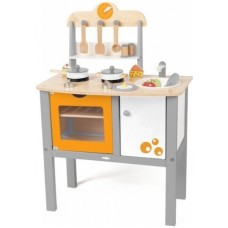 Woodyland Buona Cucina fa játékkonyha Előnézet