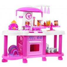 Interaktív Doris játékkonyha - rózsaszín Előnézet